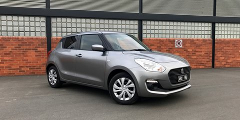 2017 Suzuki Swift pricing and specs
