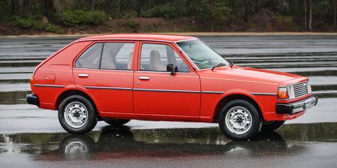 Mazda Old v New: 2017 Mazda 3 SP25 Astina v 1980 323 De-Luxe