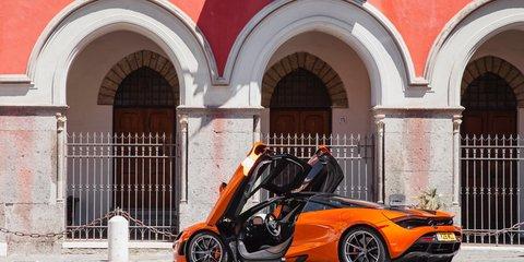 McLaren's production capacity guarantees greater exclusivity than Ferrari
