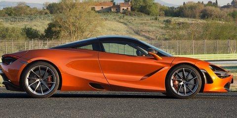 McLaren 720S is a level above rivals, says McLaren boss