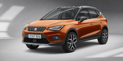 2018 Seat Arona goes official in Barcelona