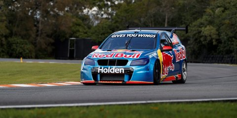 Holden completes first test of turbo V6 'Supercar'