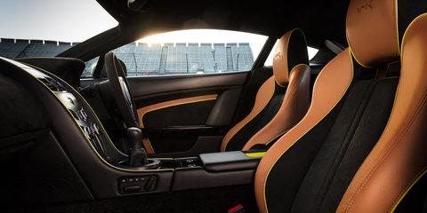 2018 Aston Martin Vantage AMR unveiled