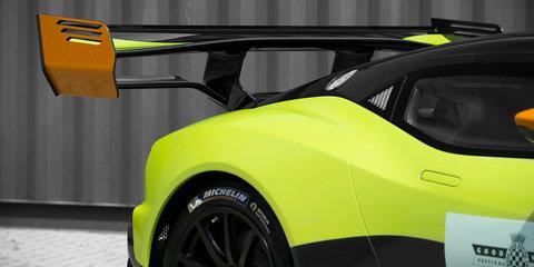 Aston Martin Vulcan AMR Pro revealed
