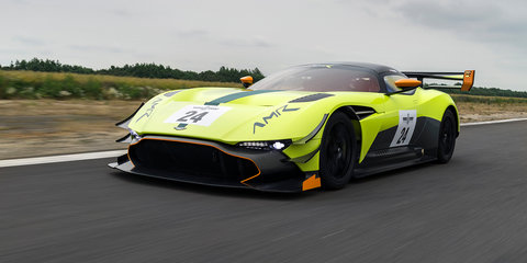 Aston Martin Vulcan AMR Pro revealed