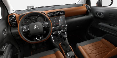 2018 Citroen C3 Aircross unveiled