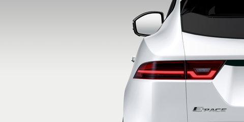Jaguar E-Pace: Sub-$50k SUV teased ahead of July 13 reveal - UPDATE