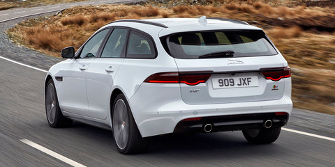 2018 Jaguar XF Sportbrake revealed, coming to Australia in December