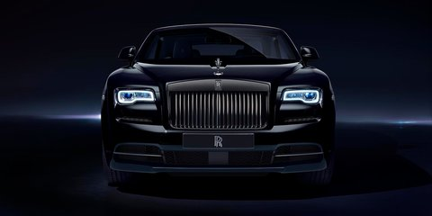 Rolls-Royce Dawn Black Badge revealed - UPDATE