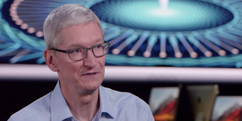 Apple working on self-driving car technology, CEO confirms
