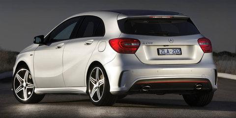 2012-13 Mercedes-Benz A-Class, B-Class recalled for brake fix