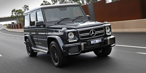Mercedes-AMG G63 to be first new-gen G-Class in Oz