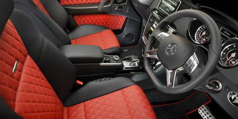 2013-16 Mercedes-Benz G-Class recalled for steering fix