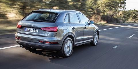 2014-16 Audi Q3 recalled for brake light fix