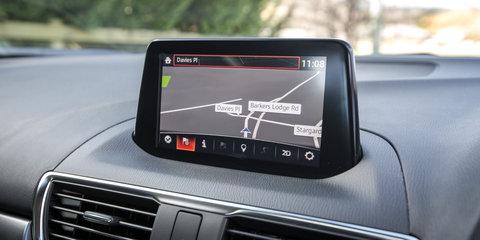 Renault Megane Intens v Mazda 3 SP25 GT v Holden Astra LTZ comparison