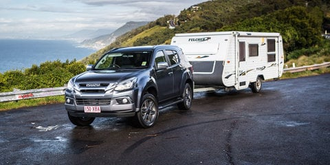 2017 Isuzu MU-X LS-T review