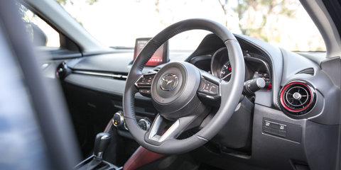 2017 Subaru XV 2.0i v Mazda CX-3 sTouring AWD comparison