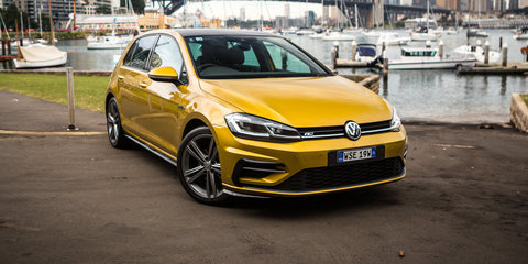 2017 Volkswagen Golf 110TSI Highline review