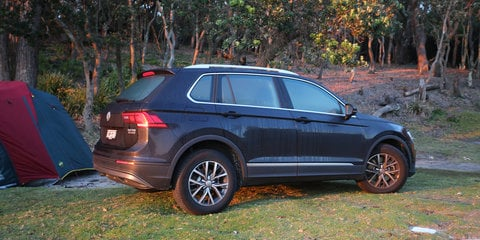 2017 Volkswagen Tiguan 132TSI Comfortline long-term review, report four: off-road weekend