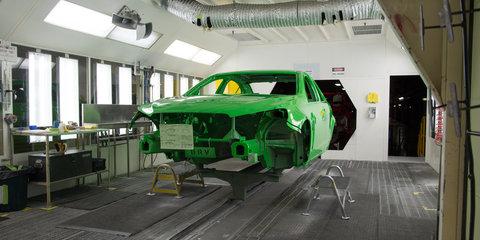 Inside Holden's Elizabeth plant