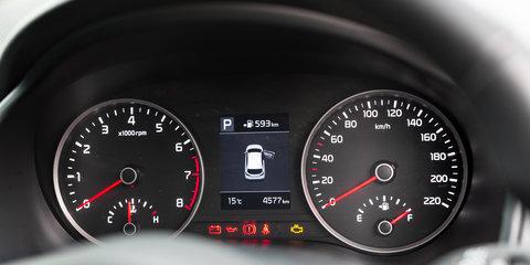 Suzuki Swift GLX Turbo v Kia Rio SLi comparison