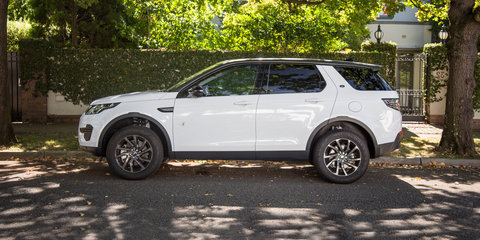 2017 Land Rover Discovery Sport SE Si4 review