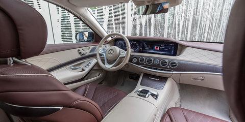 Mercedes-Benz EQ S coming in 2020 – report