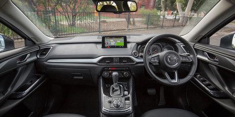 Skoda Kodiaq v Mazda CX-9 comparison