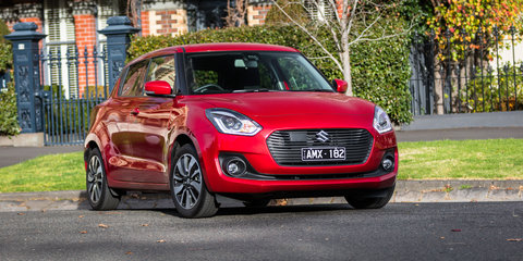 Suzuki Swift: Global sales hit six million