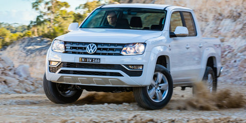 2018 Volkswagen Amarok V6 gets 3.5-tonne tow rating