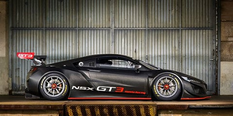 2018 Honda NSX GT3 racer readying for global assault