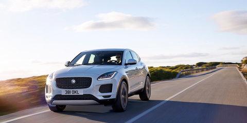 2018 Jaguar E-Pace full image gallery