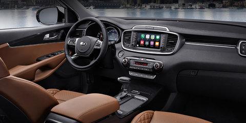 2018 Kia Sorento facelift revealed ahead of Q4 Australian launch - UPDATE