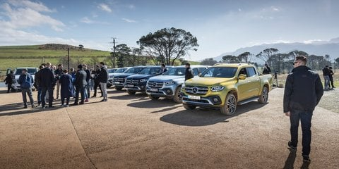 Mercedes-Benz X-Class name explained