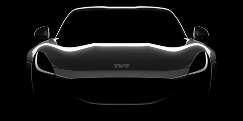 TVR teases new 'Griffith' sports car again