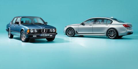 BMW 7 Series 40 Jahre revealed ahead of Australian debut