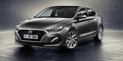 Hyundai i30 Fastback revealed, N model likely for Oz - UPDATE