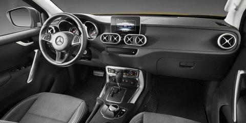 2018 Mercedes-Benz X-Class ute: Australian details emerge