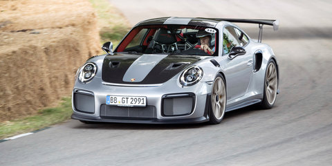 Porsche 911 GT2 RS: Walter Rohrl says mega power figure was the 'biggest challenge' in development