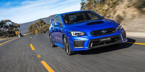 2018 Subaru WRX, WRX STI pricing and specs: Tweaked looks, more kit