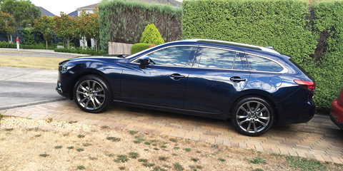 2016 Mazda 6 GT Safety review Review