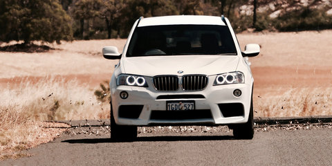 2012 BMW X3 xDrive 30d review