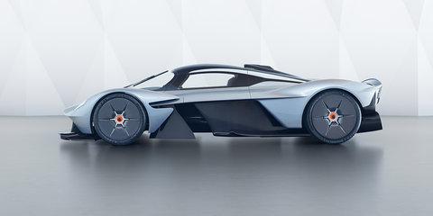 Aston Martin Valkyrie coming to Australia