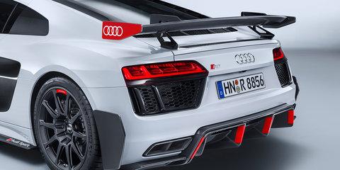 Audi Sport reveals R8, TT Performance Parts