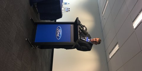 """PowerShift: Ford Australia boss speaks against ACCC claims, regrets """"poor experience"""" - video"""