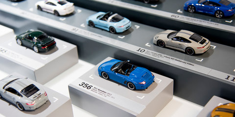 Porsche Exclusive Manufaktur ready to build the Porsche you desire