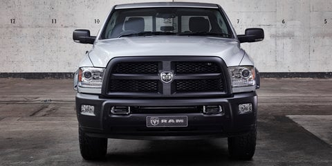 Ram 2500 Code Black special arrives from $149,500