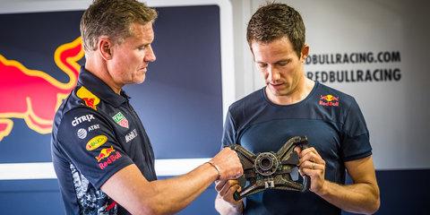 Sebastien Ogier trades WRC for F1 and drives Vettel's old Red Bull RB7