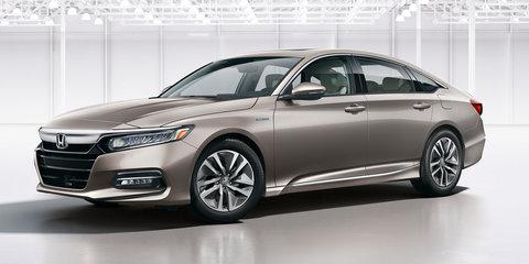 Honda Accord: New sedan not coming until late 2019