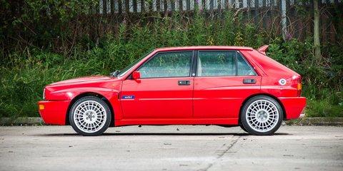 Jay Kay's Lancia Delta Integrale goes to auction